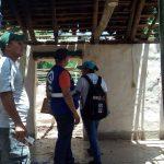 La Mesa Nacional de Incidencia para la Gestión del Riesgo, región Sur se suma a tareas de levantamiento de evaluación de daños y necesidades,
