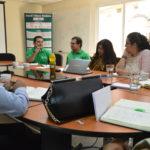 Secretario Ejecutivo de la Concertación Regional para la Gestión del Riesgo realiza visita a países del C4