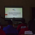 Intercambio de experiencias sobre SAT ante sequía en los municipios del Sur de Honduras